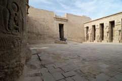 Medinet Habu Royalty Free Stock Photos