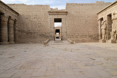 Medinet Habu Royalty Free Stock Photography