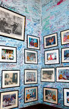 medio Λα της Κούβας del Αβάνα bodeguita Στοκ Εικόνα