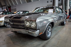 Medio-grootteauto Chevrolet Chevelle SS, 1970 Royalty-vrije Stock Afbeelding