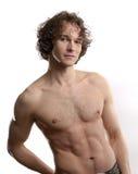 Medio hombre desnudo Fotografía de archivo libre de regalías
