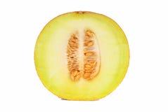 Medio melón Imagenes de archivo