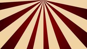 Medio molinillo de viento inferior que gira el lazo inconsútil del fondo del estilo abstracto del vintage almacen de video
