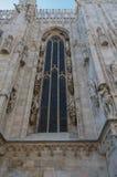 Mediolańska katedra 14 Obrazy Royalty Free