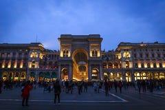 Mediolańska katedra w Włochy Fotografia Stock