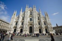 Mediolańska turystyka Obraz Royalty Free