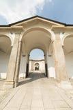 Mediolan: Certosa Di Garegnano Zdjęcia Royalty Free