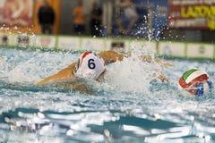MEDIOLAN, KWIECIEŃ - 12: Antonio Petkovic w g (Bpm sporta zarządzanie) Zdjęcia Stock