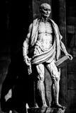 MEDIOLAN, LOMBARDY WŁOCHY, KWIECIEŃ, - 07 2014: St. Bartho Zdjęcie Stock