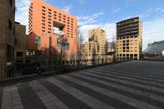 Mediolan, Milano bicocca uniwersytet Obraz Royalty Free