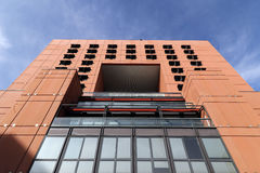 Mediolan, Milano bicocca uniwersytet Fotografia Stock