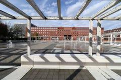Mediolan, Milano bicocca uniwersytet Zdjęcie Royalty Free
