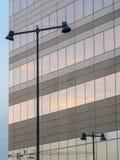 Mediolan: nowożytni budynki Portello Zdjęcia Stock