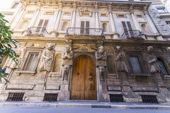 Mediolan, Włochy obraz royalty free