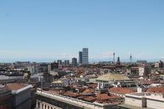 Mediolan, Włochy zdjęcia royalty free