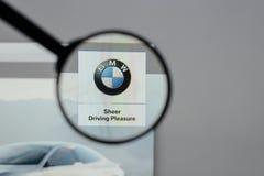 Mediolan Włochy, Sierpień, - 10, 2017: Bayerische Motoren Werke AG BMW Zdjęcie Royalty Free