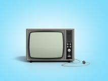 Medios de comunicación y negocio de televisión abstractos creativos co Foto de archivo libre de regalías