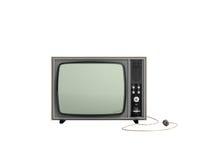 Medios de comunicación y negocio de televisión abstractos creativos co Imagen de archivo libre de regalías