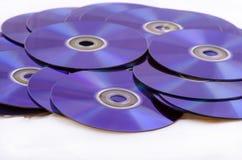 Medios de Digitaces para almacenar datos. Fotos de archivo