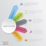 Medios del Social del diagrama Foto de archivo libre de regalías