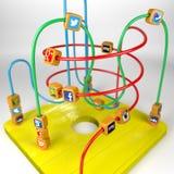 Medios juguete social Foto de archivo libre de regalías