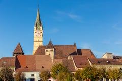 Medios, Transilvania Fotos de archivo libres de regalías