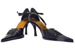 Medios zapatos Foto de archivo libre de regalías