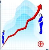 Medisch diagram Stock Foto