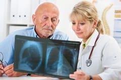 Medisch examen Stock Foto's