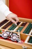 Medisch instrument royalty-vrije stock foto's
