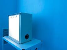 Medisch-kenmerkende apparatuur ruimte Stock Afbeeldingen