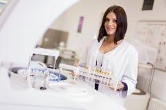 Medisch laboratorium stock fotografie
