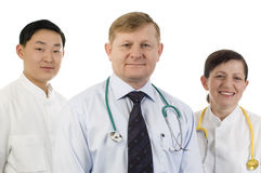 Medisch team. Stock Fotografie