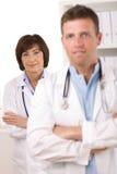 Medisch team - artsen Royalty-vrije Stock Afbeelding