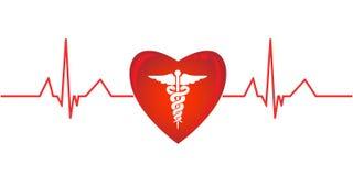 Medisch teken Royalty-vrije Stock Afbeelding