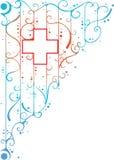 Medisch teken Stock Afbeelding