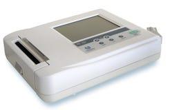 Medisch toestel (electrocardiogram/ECG) Stock Foto