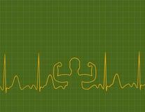 Medische achtergrond Stock Illustratie