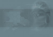 Medische achtergrond vector illustratie
