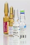 Medische ampère Stock Foto