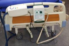 Medische Apparatuur. Compressor voor luchtmatras stock afbeelding