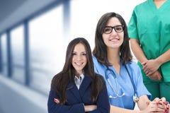 Medische apparatuur en gezondheid royalty-vrije stock fotografie