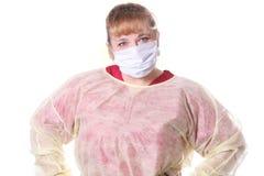 Medische arbeider Royalty-vrije Stock Foto's