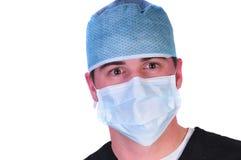 Medische arbeider Stock Afbeelding