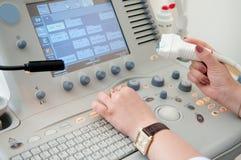 Medische arts Stock Foto's