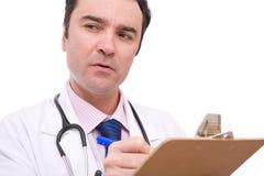 Medische arts Stock Foto