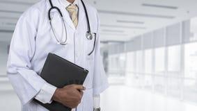 Medische arts, geduldig, Royalty-vrije Stock Fotografie