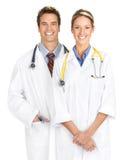 Medische artsen Royalty-vrije Stock Foto's