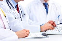 Medische artsen Stock Foto