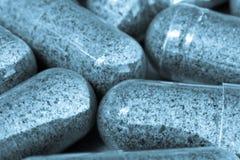Medische capsules royalty-vrije stock fotografie